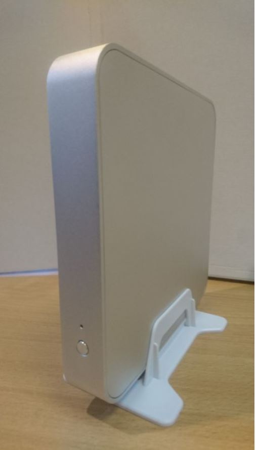 MINI PC See&Touch Silver NUC