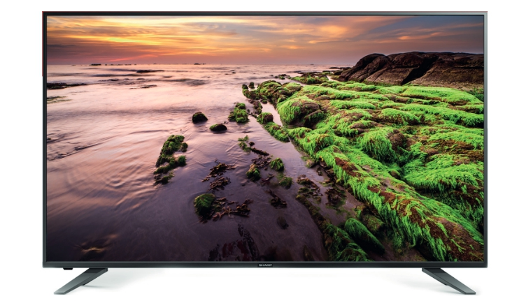 "Monitor Dotykowy 70"" Sharp LC-70UI7652E Smart TV 4K UHD Infrared"